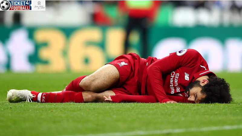 The latest on Andy Robertson and Mohamed Salah as Liverpool suffer double injury blow