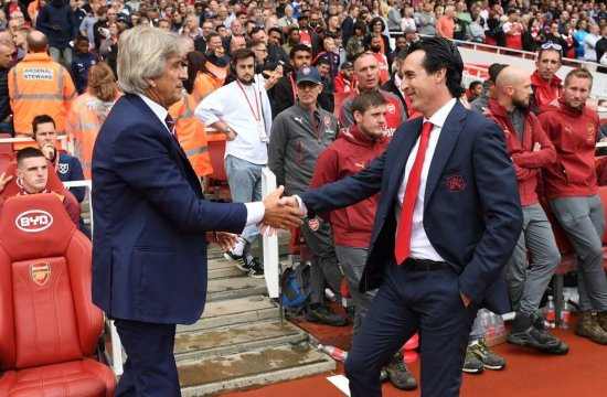 Unai Emery, Manuel Pellegrini or Marco Silva the Premier League manager tipped to leave next
