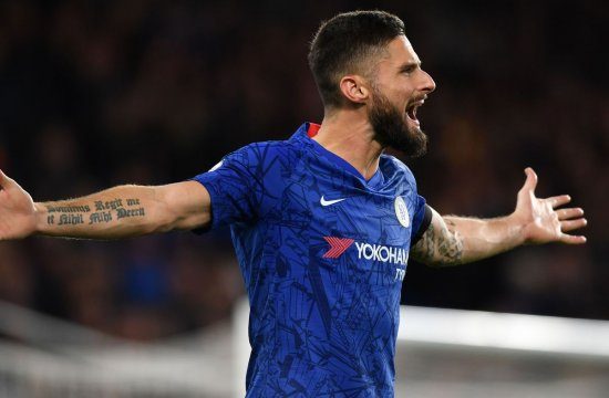 Premier League: Giroud warning, Spurs join Newcastle in winger chase