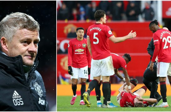 Premier League: Manchester United blow as Ole Gunnar Solskjaer given Scott McTominay injury update