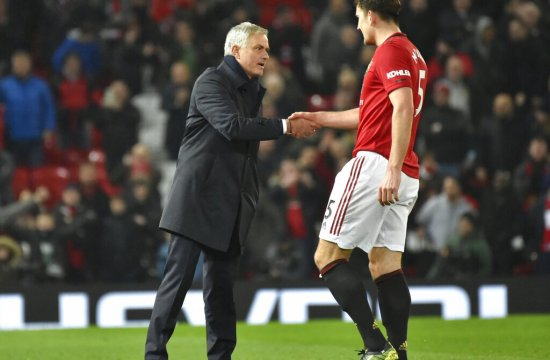 Premier League: Jose Mourinho explains why Manchester United does well in big games