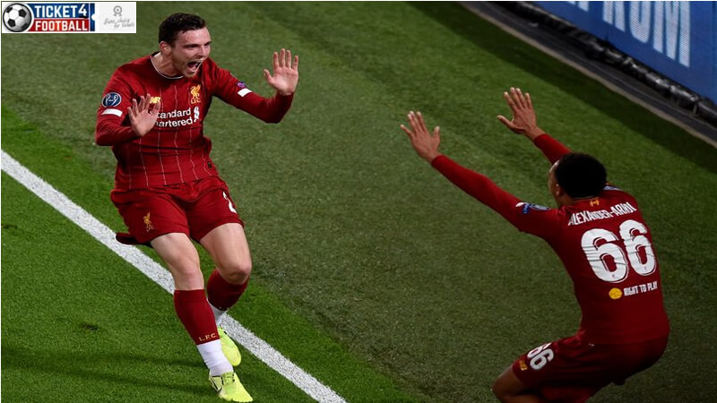 Andy Robertson's strike vs Salzburg was Pep Lijnders' 'dream goal', assisted by Trent Alexander-Arnold.Book Liverpool football tickets for enjoying stunning actions.
