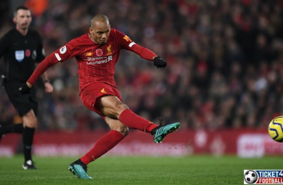 Fabinho's rocket vs Man City will surely be in contention for Liverpool's goal of the season, not just for its quality, but also its signifiance.Book Liverpool football tickets for enjoying stunning actions.