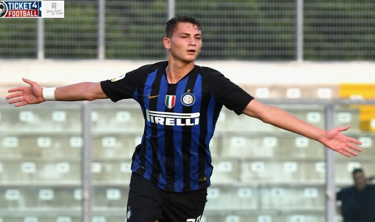 Liverpool propose 'very rich offer' for Inter Milan's Sebastiano Esposito, claim FC Inter News