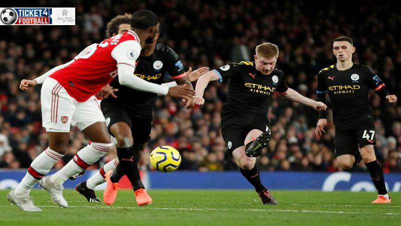 Kevin De Bruyne is a Belgian professional footballer who plays as a midfielder for Premier League club Manchester City and the Belgian national team. Purchase Arsenal Tickets to enjoy its stunning performances.
