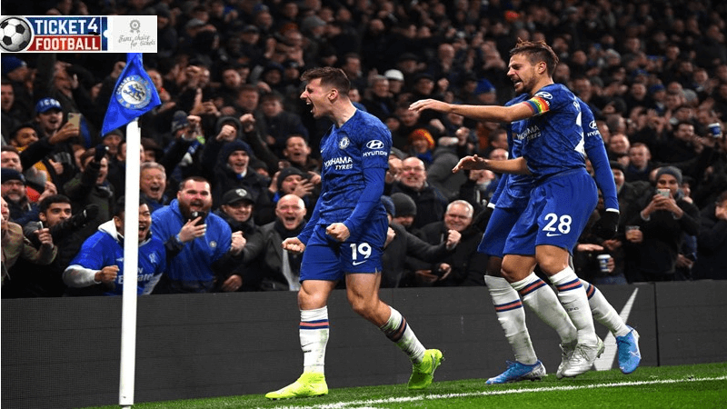 Premier League: Chelsea Team celebration, book Man Utd Tickets to enjoy its stunning performances.