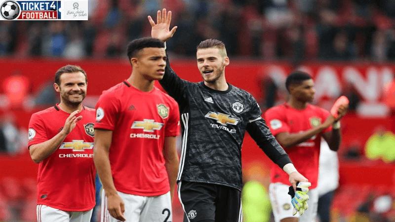 Premier League: Man Utd Team Celebration