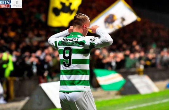 Celtic boss Neil Lennon responds to Charlie Nicholas Leigh Griffith's celebration blast