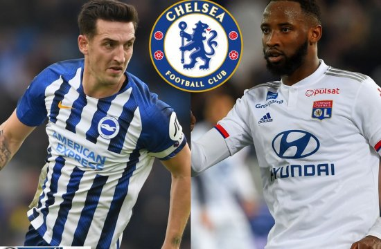 Moussa Dembele update Lewis Dunk transfer latest Lampard on Barkley's future