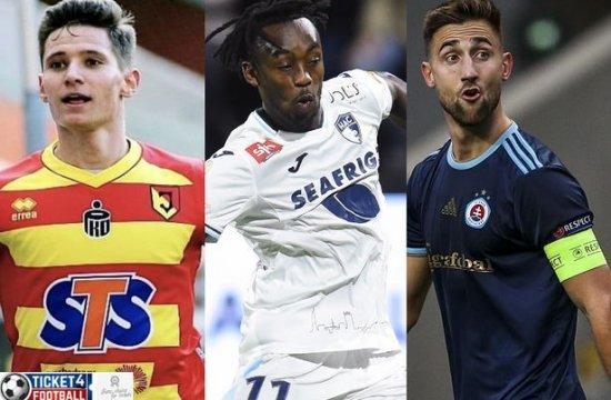 Celtic latest news: Andraz Sporar, Patryk Klimala, and Tino Kadewere