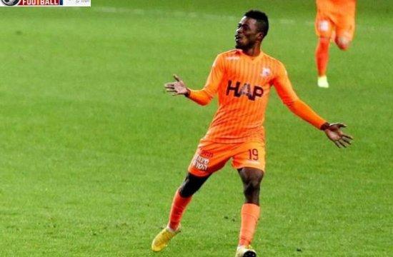 Ismaila Soro sends Celtic transfer wink as £2m midfielder gets sets for Parkhead switch