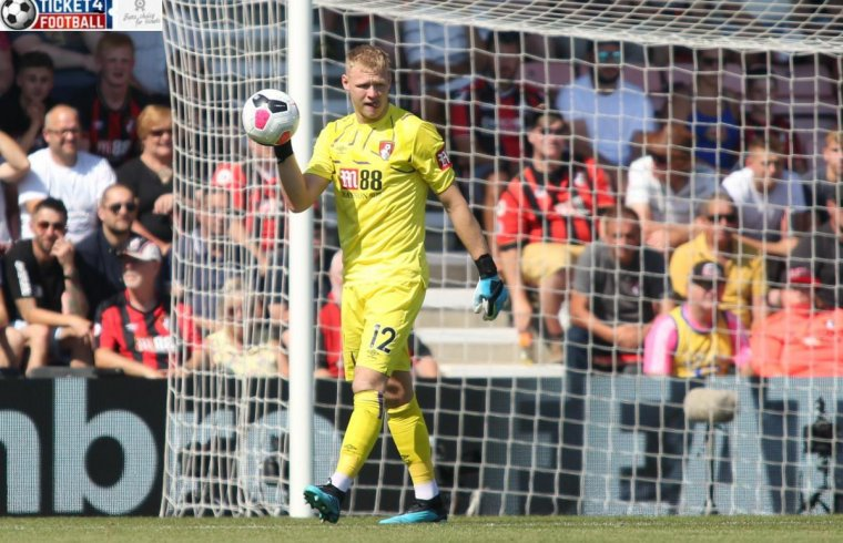 Howe believes Ramsdale can make it to England's squad for Euro 2020