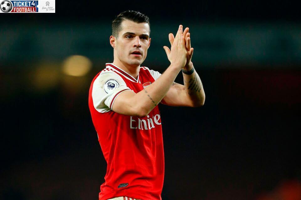 Danny Murphy makes huge Granit Xhaka to Liverpool transfer claim