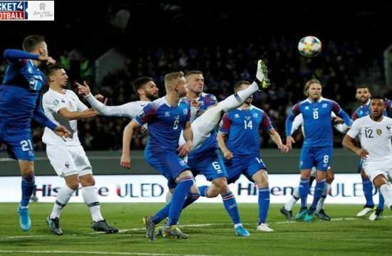 Olivier Giroud puts injury-hit France on the brink of Euro Cup 2020