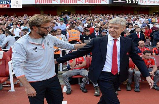 Jurgen Klopp equals Jose Mourinho's unbeaten Premier League record