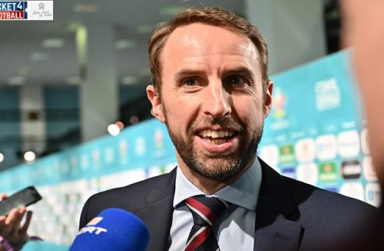 Euro 2020: England boss Gareth Southgate revealed his excitement at facing Croatia or the Czech Republic