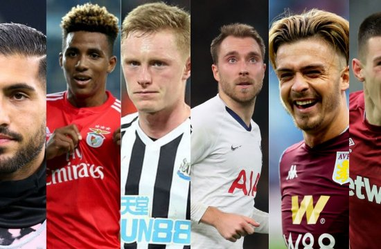 Premier League: Manchester United's six players shortlisted for January transfer