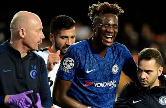 Chelsea could ask Abraham to play with his injury against Leicester City