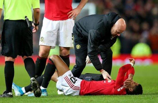 Premier League: Man Utd Marcus Rashford injury update