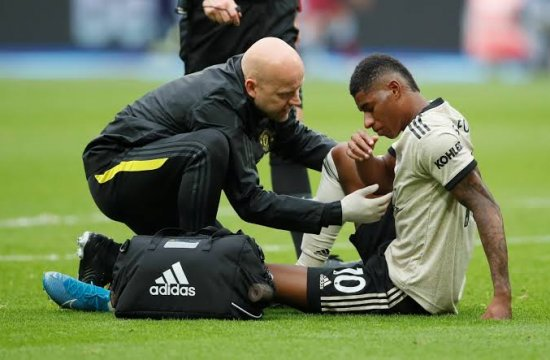 Premier League: Solskjaer provides injury update on Rashford ahead of Liverpool clash