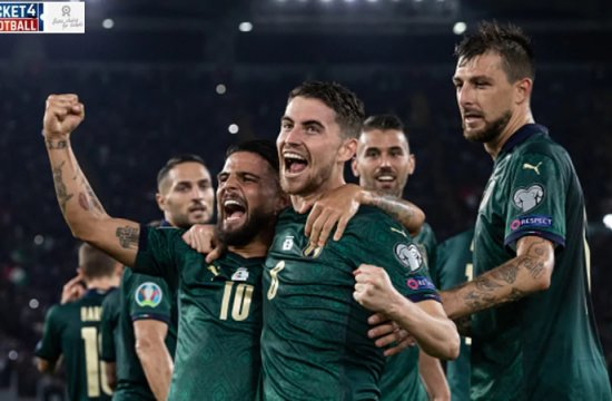Euro 2020: How Italy Reserved Their Place at This present Summer's Competition