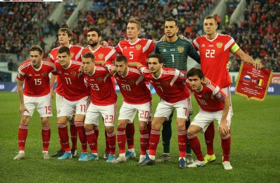 Russians Prepare To Host Euro 2020