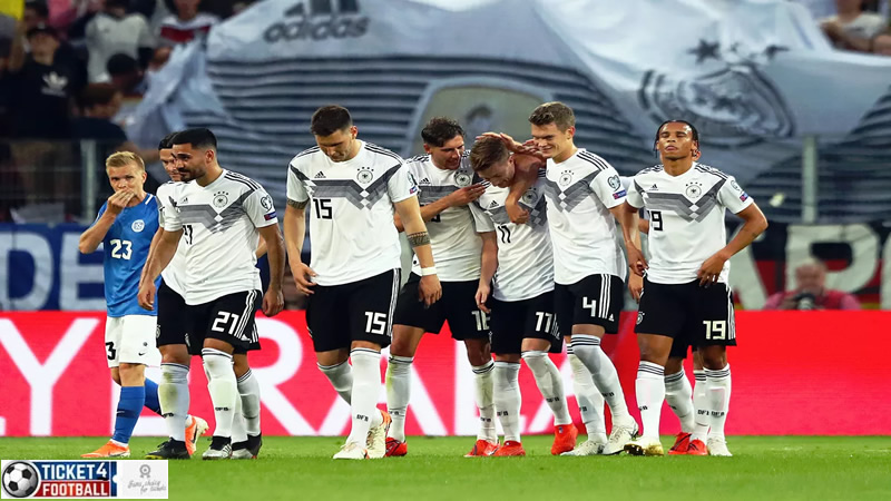 How will Germany line up at UEFA Euro Cup?