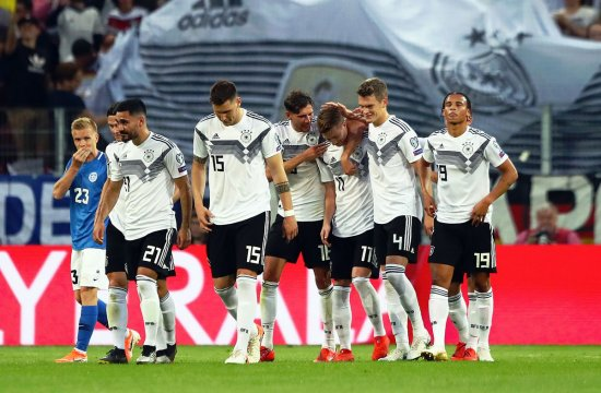 Germany Euro 202 Group Stage Opponents