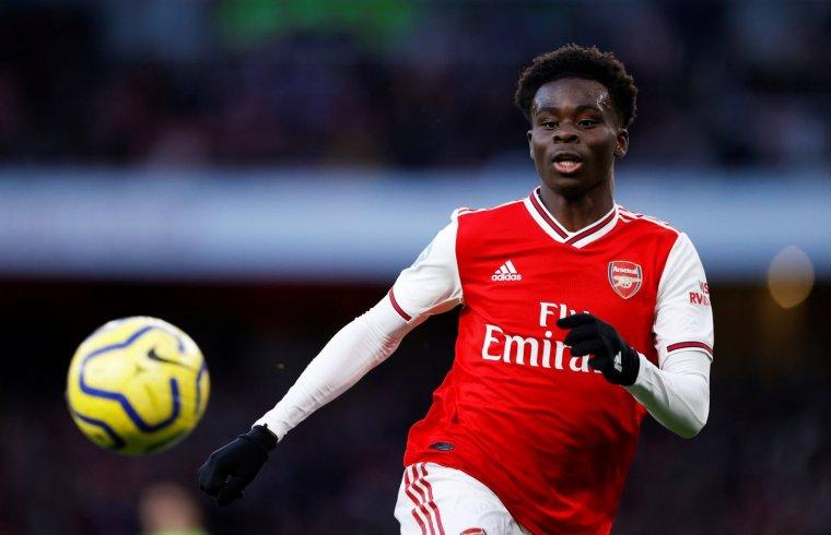 Bukayo Saka Has to Be in England Euro 2020 Squad