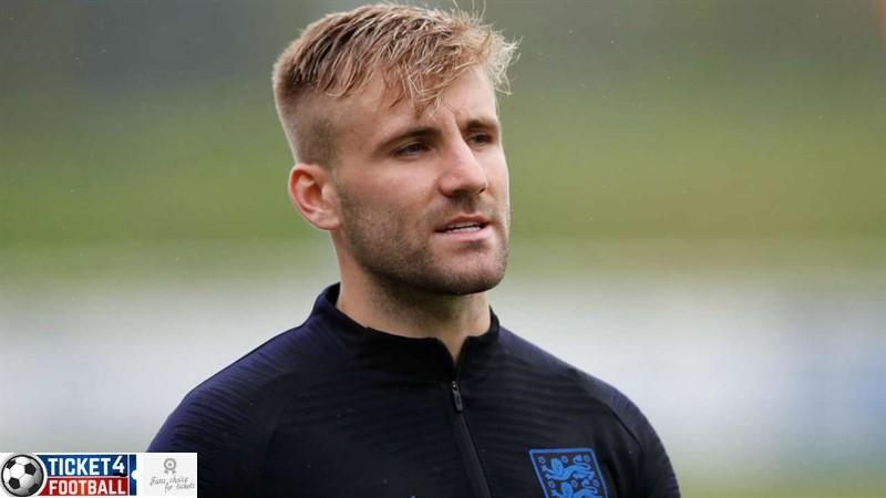 Luke Shaw still has eyes on England Euro 2020 in spite of left-back substitutes