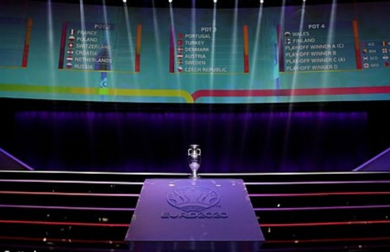What and when will happen in Group E & D of Euro Cup 2020