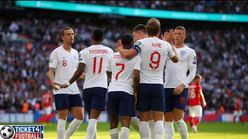 Possible 23 man squad of England for Euro Cup 2020
