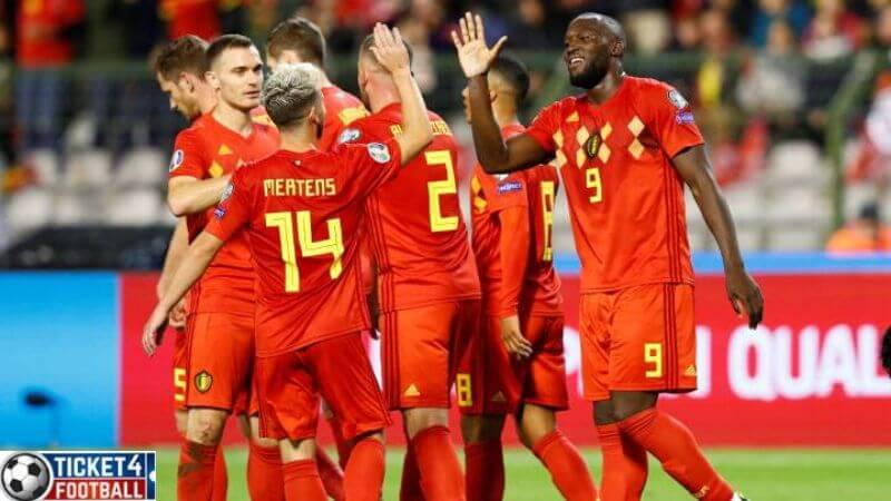 Euro 2020 | Belgium maintained a perfect record by winning their ten matches