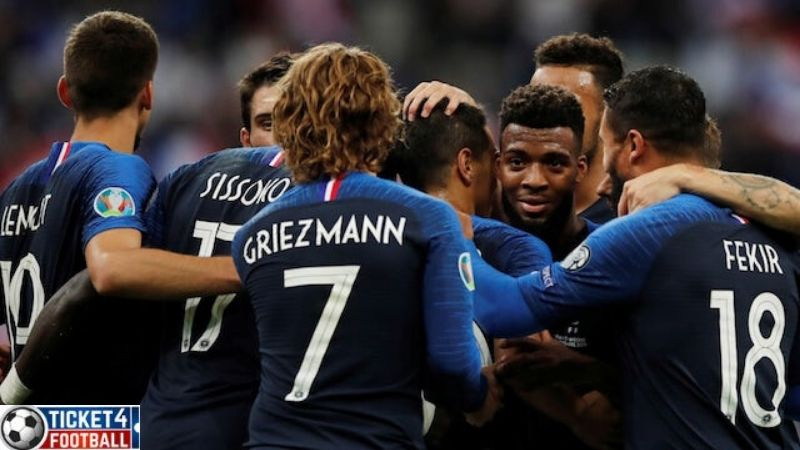 Euro Cup 2020 - France draw Germany and Portugal in tough group