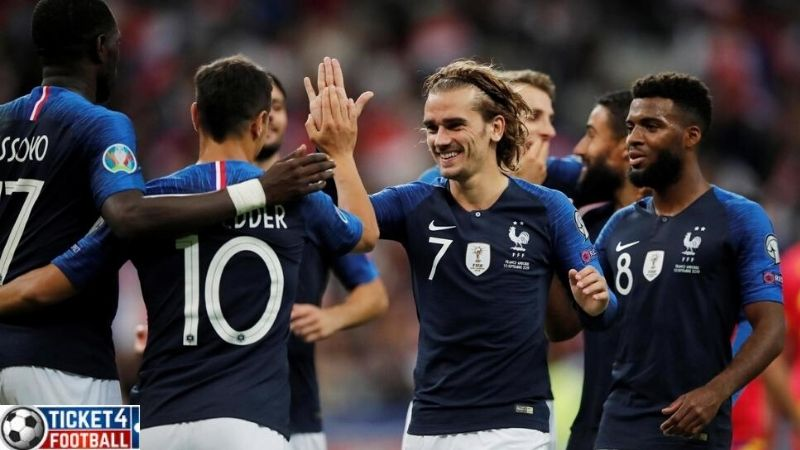 France will face Germany in its upcoming Euro Cup fixture