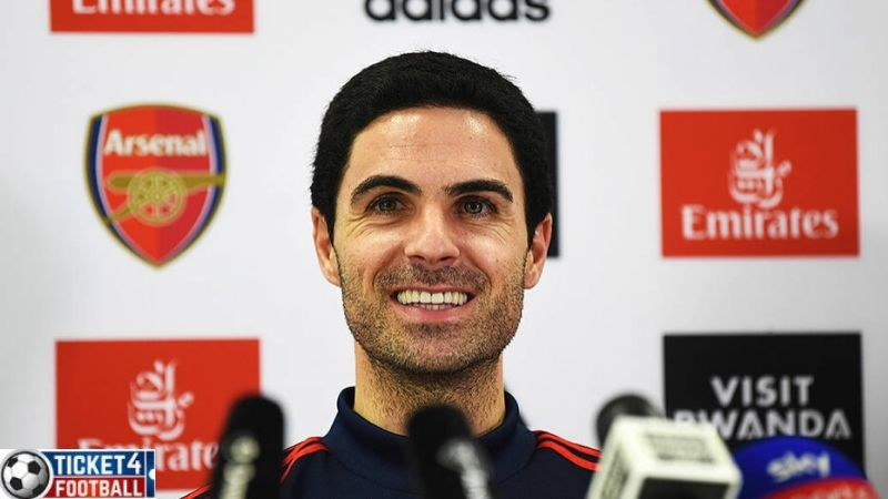 Manchester City future means nothing to Arsenal; Arteta planning all the variables