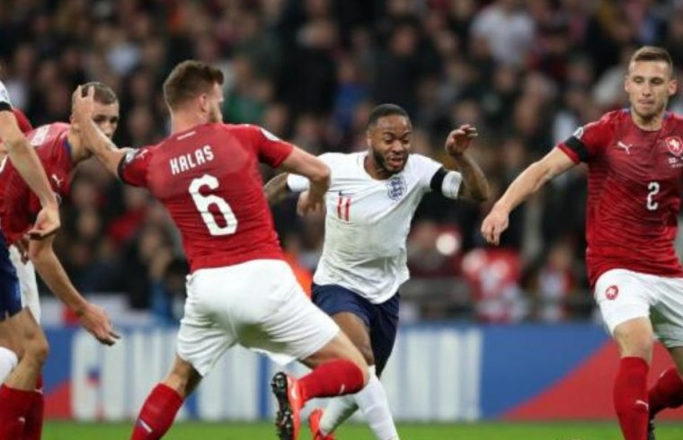 England will meet Czech Republic and the Croatia, and the winner of a dam which could be their oldest rival, Scotland if the Scots triumph in March.