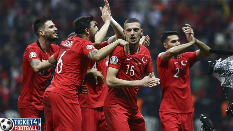 All you need to know about group A & B Euro Cup fixtures