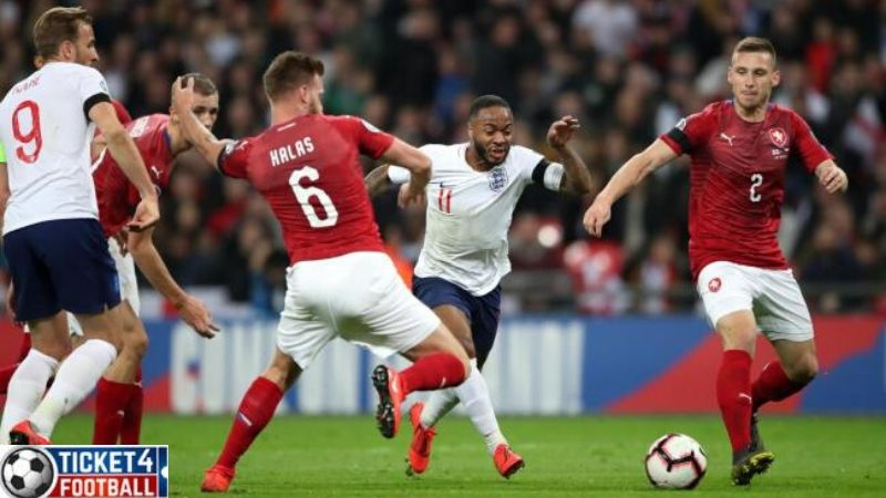 England will face Czech Republic in its upcoming Euro Cup 2020 fixtures