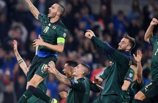 Strengths, weaknesses, and predictions about Italy in Euro 2020