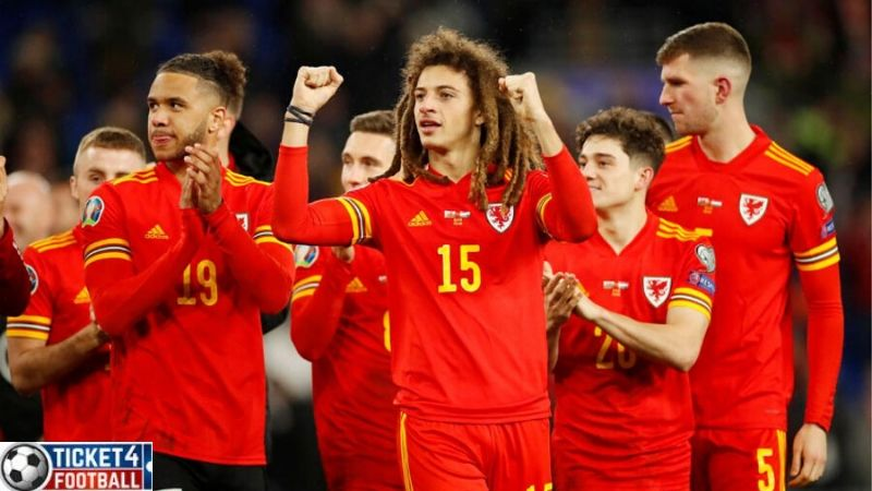 Wales was drawn in Group A alongside Italy, Switzerland, and Turkey
