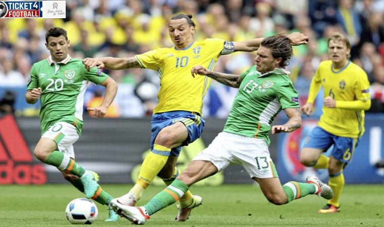 Irish teams face the prospect of Poland and Sweden close by Spain at Euro 2020