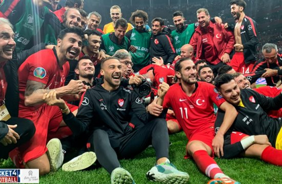 Strong defensive execution takes Turkey to EURO 2020