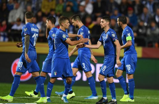 Italy's Strengths, Weaknesses & How They'll Charge at Euro 2020