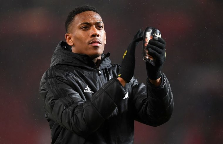 Manchester United star Anthony Martial hopes to find a spot in France Euro Cup