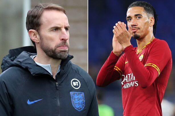Gareth Southgate Leaves the Door Open on Chris Smalling's Euro 2020 Chance