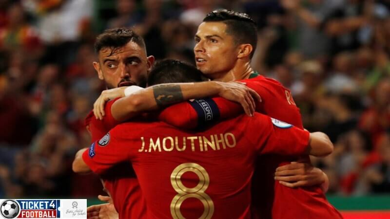 Portugal France and Germany in a tough group at Euro 2020