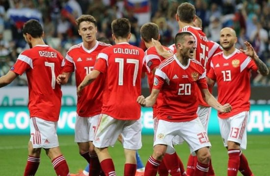 Oleg Matytsin hopes for good results for the Russian football team at Euro Cup 2020