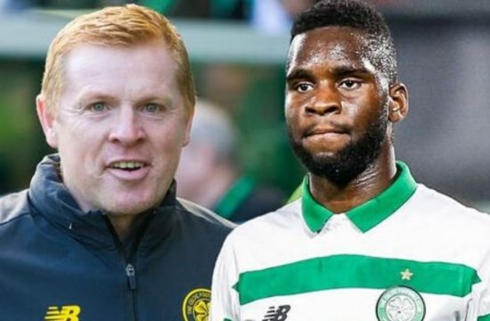 Celtic manager Neil Lennon - France to consider Odsonne Edouard for Euros