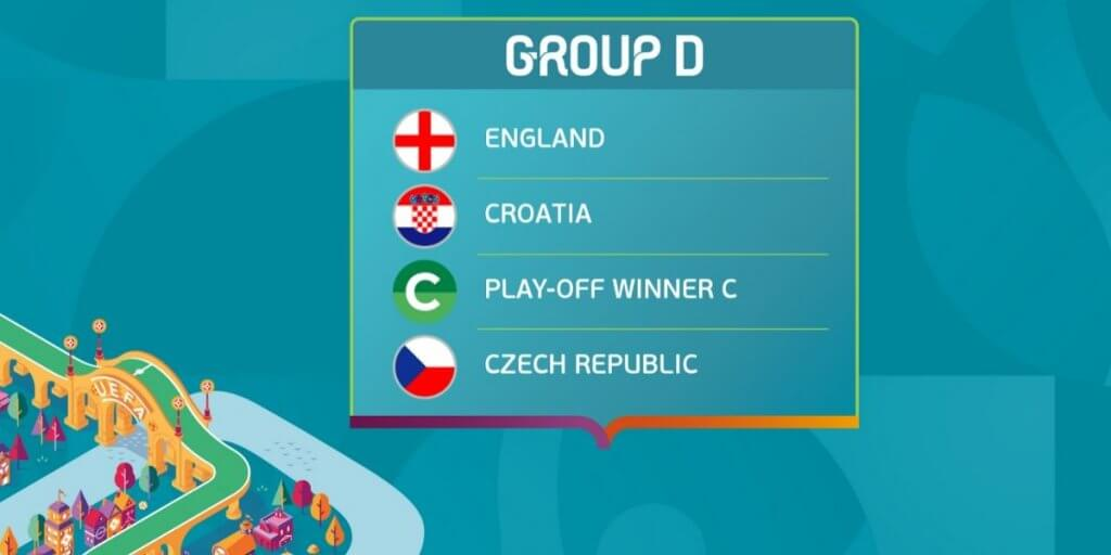 Euro Cup - Group D will take place from 14 to 23 June 2020